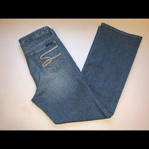 Seven 7 jeans flare size 12